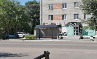 В Уссурийске обустроят девять остановочных павильонов