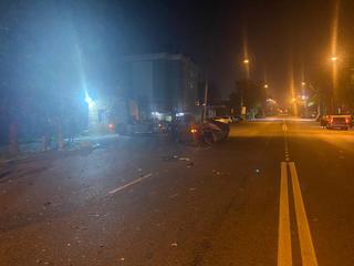 В Уссурийске проводится проверка по факту автоаварии со смертельным исходом с участием мотоцикла